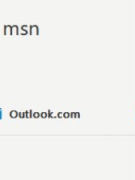 מנוע חיפוש – MSN